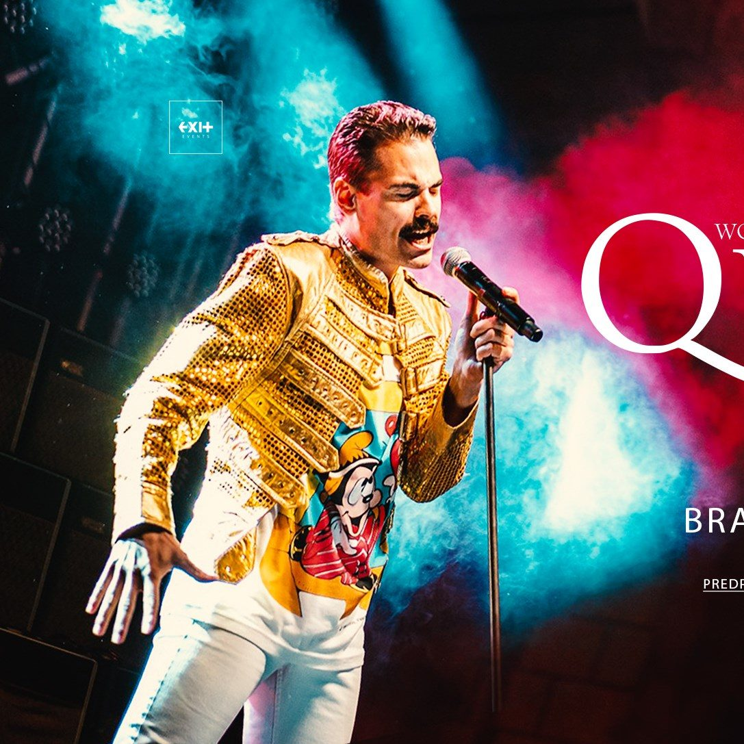Queenie (CZ): Queen tribute band